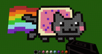 nyan nyan cat by beatrice1999