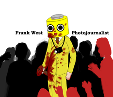 Frank West by Canti128