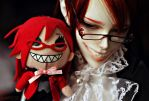 Grell, oh Grell by alientune
