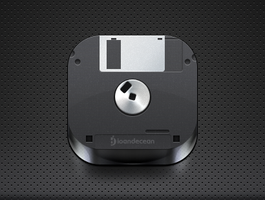 floppy disk icon - free psd by nelutuinfo