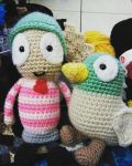 Sarah and Duck by Rockergirl69888