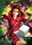 The Secret World of Arrietty by liangxinxin