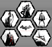 Batman: Arkham City by WE4PONX