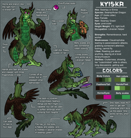 Kyisha Reference by Straviios