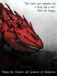 Smaug the greatest by ArtyMissK