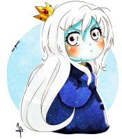 Chibi - Ice Queen by keenann