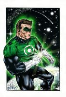 Hal Jordan 2011 color by barfast