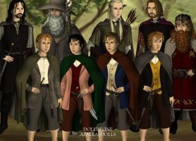 The Fellowship by jjulie98