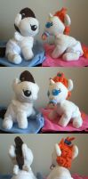 Baby Cakes Plushies- MLP: FiM by TheEccentric-1