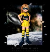 Little Heroine Lilu by RavenMoonDesigns