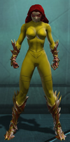 Firestar (DC Universe Online) by Macgyver75