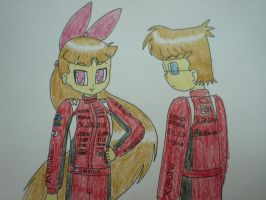 Dexter and Blossom 2 by macaustar
