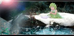 Baby Photography Design 01 by YongAng