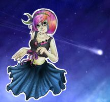 Galaxy Girl by omgOVER9000