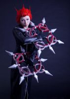 BLiTZ Cosplay: Axel by sunlitebreeze