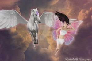 Come Fly With Me by Pinkabelle