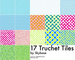 17 Truchet Patterns by Skybase