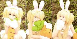 White Bunny (1) by Book-No00