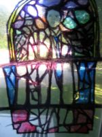 Gishwhes Item- Stained Glass Window by grelltheripper