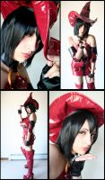 I-no - Guilty Gear XX Cosplay by HezaChan