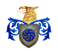 Hampshire Stable Wappen by Minarie
