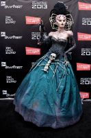 Spider Queen (Comic-Con 2013) by makepictures