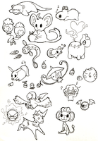 Pokedump by Rueq