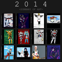 TFG1001 2014 Official Art Summary by TFG1001