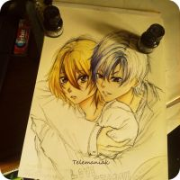 wip, love stage by Telemaniakk