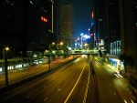 Hong kong cityscape 1 by satnitefever