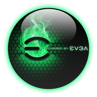 EVGA Glowing Green Orb Green by climber07