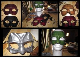 Mask by akinra-workshop