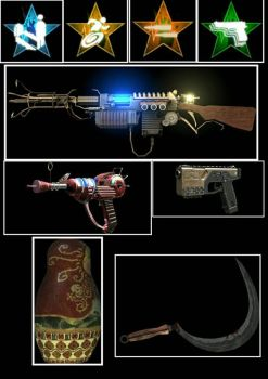 CoD Zombies Class #4 by gears123fights