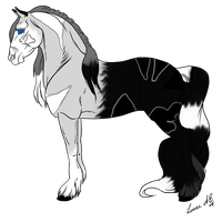 Horse Contest Entry 2 by jesspotter