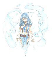 Juvia of the Great Sea by BarsOrigami