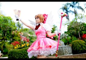 Card Captor Sakura : Power Of Clow by thebakasaru