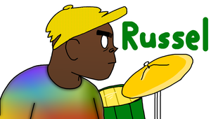 Russel Drums by FoxTail8000