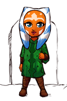 Babby Ahsoka 1 by Tourbillon-da