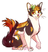 spottedleaf by meow286