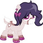 18th Free Pony Request - Deer Poneh by Chumi-chan