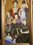 Ducal Triptych - Right Panel by Merwenna