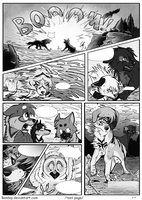 Grayscale page test by Bonday