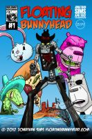 Floating BunnyHead 1 Cover by JackHook