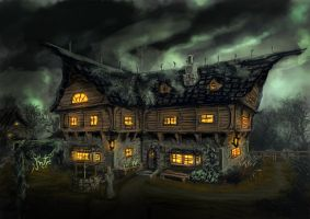 The Inn by DProject-DMan