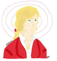 Enjolras (Pirate!AU) by GreenDayFanGirl