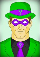 The Riddler by DraganD