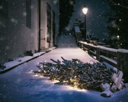 Christmas is over but winter is prepared to stay. by 8moments