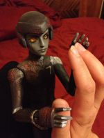 Hands by kellendraysia