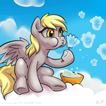 Speedpaint 20 - Derpy by KP-ShadowSquirrel