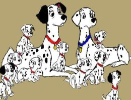101 Dalmations by R--o--x--a--s